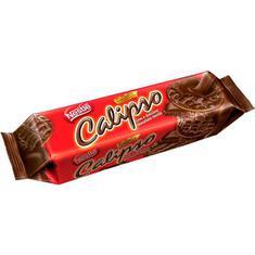 Biscoito Coberto de Chocolate Calipso Nestlé 130g