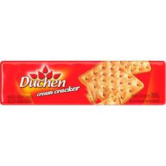 Biscoito Cream Cracker Duchen 200g