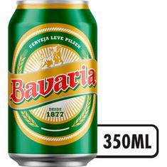 Cerveja Pilsen Bavaria 350ml