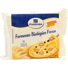 Fermento Biológico Fresco Itaiquara 4x15g