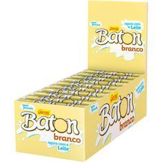 Chocolate Baton Branco Garoto 480g