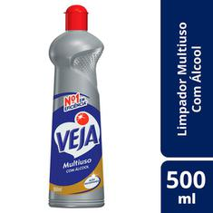 Veja Multiuso Bio Álcool 500ml