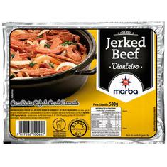 Charque Jerked Beef Marba 500g