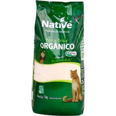 Açúcar Orgânico Dourado Native 1kg