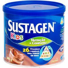 Suplemento Alimentar Infantil Sabor Chocolate Sustagen 380g
