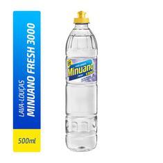 Detergente Líquido Minuano Fresh 500ml