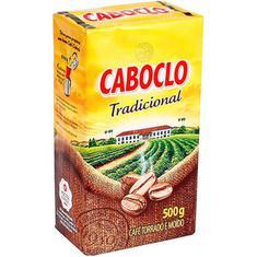 Café Tradicional a Vácuo Caboclo 500g