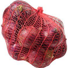 Cebola Roxa Pacote 1kg