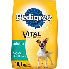 Ração para Cães Raças Pequenas Pedigree 10,1kg