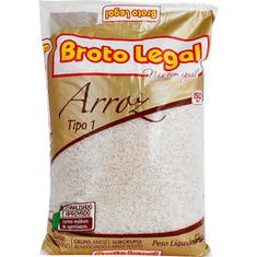 Arroz Tipo 1 Broto Legal 5kg