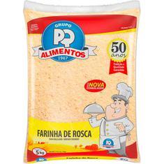 Farinha de Rosca PQ 5kg