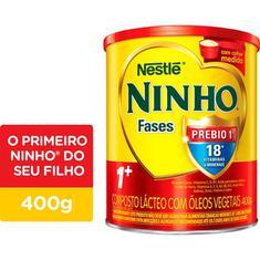 Composto Lácteo em Pó Ninho Fases 1+ Nestlé 400g