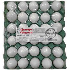 Ovos Grandes Branco 2,5 Dz.