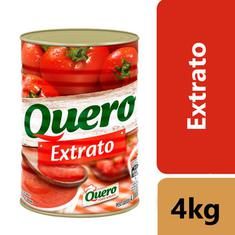 Extrato de Tomate Quero 4kg