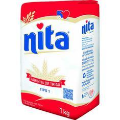Farinha de Trigo Nita 1kg