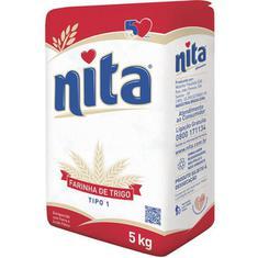 Farinha de Trigo Nita 5kg