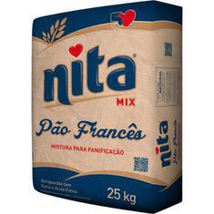 Mistura para Pão Francês Nita Mix 25kg