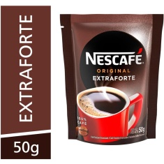 Café Solúvel Original Nescafé Sachê 50g