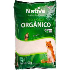 Açúcar Orgânico Claro Native 5kg