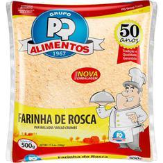 Farinha de Rosca PQ 500g
