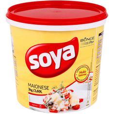 Maionese Soya Balde 3kg