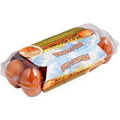 Ovos Caipira Com 10 Unidades