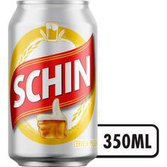 Cerveja Pilsen Schin 350ml