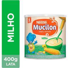 Cereal Infantil de Milho Mucilon 400g