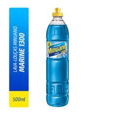 Detergente Líquido Minuano Marine 500ml
