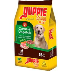 Alimento para Cães  Yuppie Mix 15kg