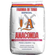 Farinha de Trigo Especial Anaconda 1kg