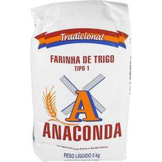 Farinha de Trigo Anaconda 5kg