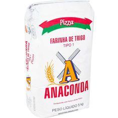 Farinha de Trigo Especial para Pizza Anaconda 5kg