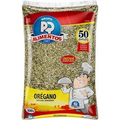 Orégano Chileno PQ 500g