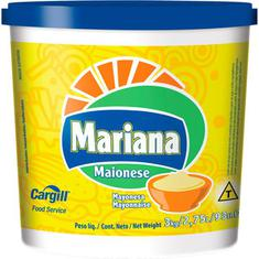 Maionese Mariana Balde 3kg
