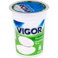 Iogurte Natural Vigor Desnatado 170g