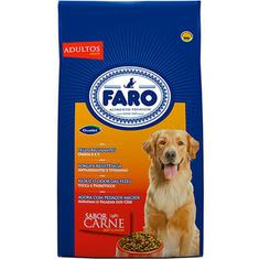 Alimento para Cães  Faro Carne 25kg