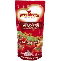 Molho de Tomate Tradicional Refogado Predilecta 340g