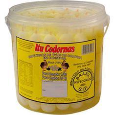 Ovos de Codorna Itu 1,5Kg