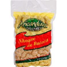Nhoque De Batata Aricanduva 1 Kg