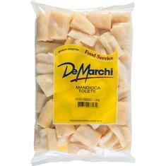 Mandioca Tolete Congelada De Marchi 1,2kg