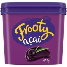 Açaí Natural Frooty 3,6kg