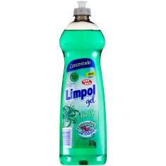 Detergente Gel Aloe Vera Limpol 511g