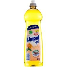 Detergente Gel Limpol Calendula 511g