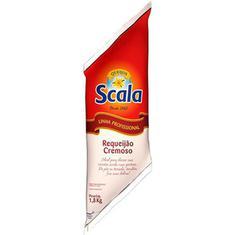 Requeijão Scala Bisnaga 1,8kg
