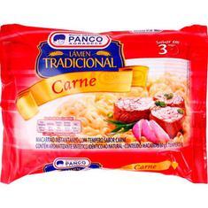 Macarrão Instantâneo Panco Lámen Carne 85g