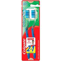 Escova Dental Colgate Twister Fresh L2P1un(Sortido)