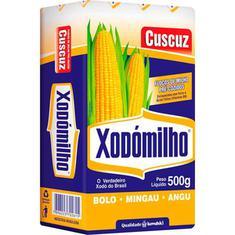 Flocos de Milho Pré-Cozido Xodomilho 500g