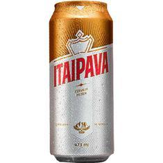 Cerveja Pilsen Lata 473ml Itaipava