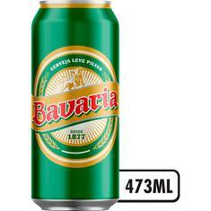 Cerveja Pilsen Bavaria 473ml